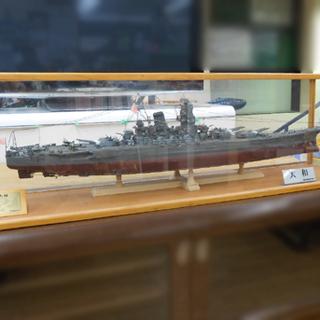札幌市 デアゴスティーニ 戦艦大和 完成品 1/250スケール ...