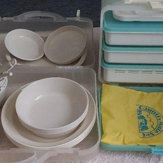 カトラリーセット・3段お弁当箱