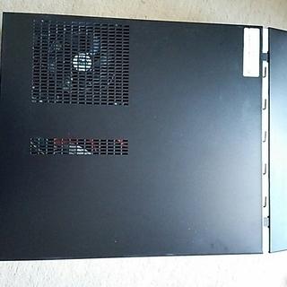 デスクトップパソコンジャンク品(黒、win7)