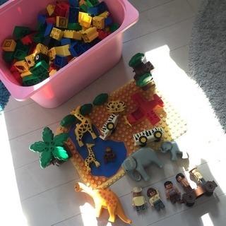 LEGO duplo ブロック 子どもおもちゃ