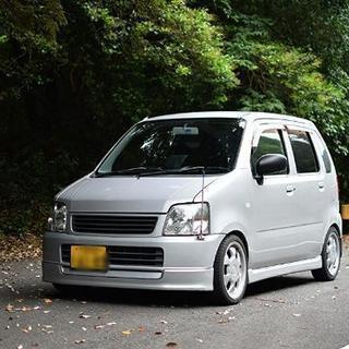 8万円ワゴンRMC22S 車検付き