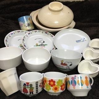 食器類 無印の土鍋