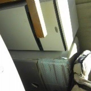 差し上げます 冷蔵庫 2台 部品取...
