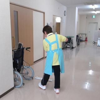 お掃除のアルバイト・パート 男女募集