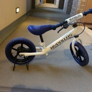 マイバラス製 バランスバイク