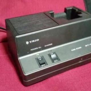 充電器(TRIOアマチュア無線機用)