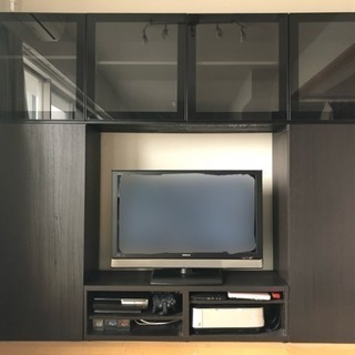 【IKEA BESTA】壁面収納 テレビボード