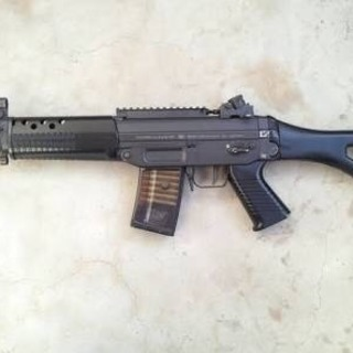 M82 SIG SG552 MODE 美品