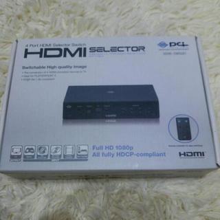 未使用 未開封 HDMIセレクター
