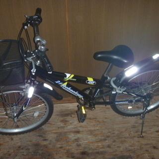 22インチ ジュニア用自転車
