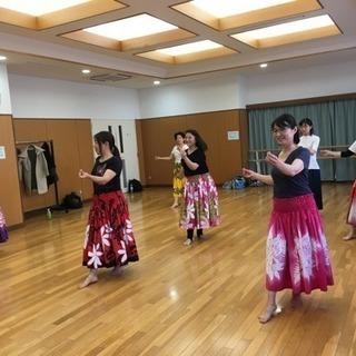楽しく踊って体力アップ!フィットネスフラ