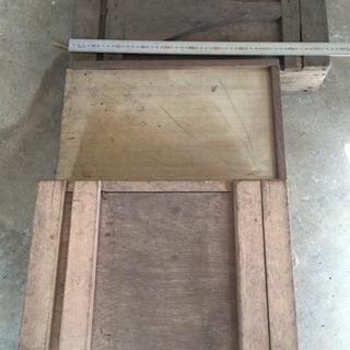 木箱 3箱セット 大工道具箱 ツールボックス