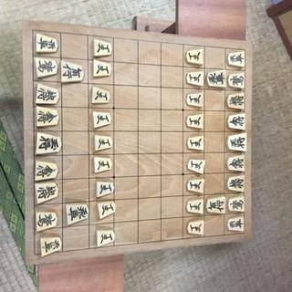 本格的な将棋盤セット