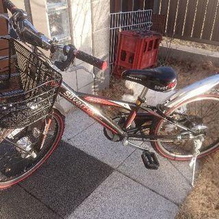 自転車 20インチ LEDオートライト