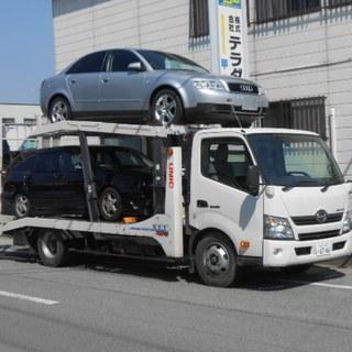 引越しなど、急ぎの処分にも対応します!放置車輌、事故車でも買取します。