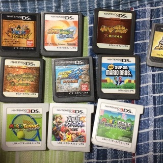 3DS DS カセット 色々 スマブラ他