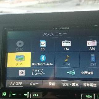 カロッツェリアナビ AVIC-RZ700+ND-DVR1ドライブレコーダー - 車のパーツ