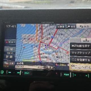 カロッツェリアナビ AVIC-RZ700+ND-DVR1ドライブレコーダー − 高知県