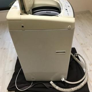 TOSHIBA 2013年式 4L 洗濯機 - 家電