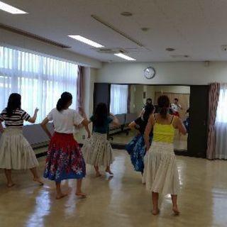 ハワイアンフラ・カヒコ新メンバー募集