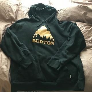 BURTON パーカー
