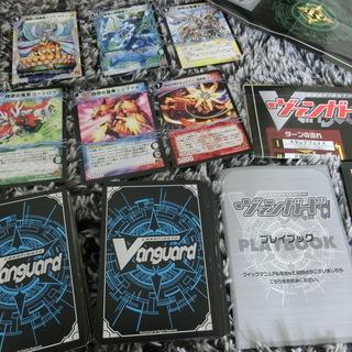 ヴァンガード トレーディングカード 約200枚