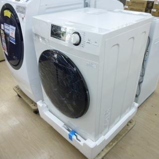 安心の1年保証付き!未使用品!無印良品の8.0kgドラム洗濯機です!の画像