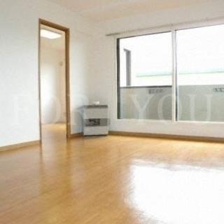 JR駅5分の駅近2LDK!!洋室は2部屋とも6帖、収納付!!