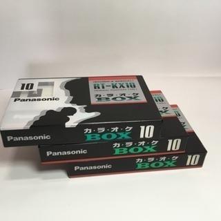 カセットテープ 3本セット