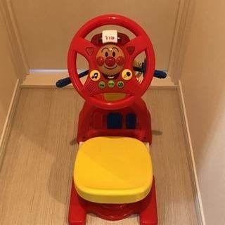アンパンマン キッズドライバー消防車