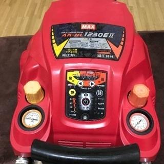 MAX  スーパーエア・コンプレッサー 100V