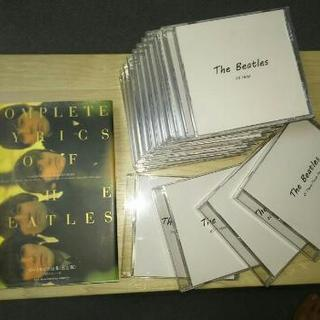 DS Liteと BeatlesのCD14枚のセット