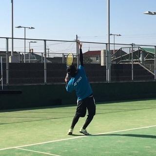☆硬式テニスサークル☆ メンバー募集~初級・初中級歓迎~ ※ひと...