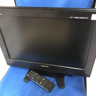 ☆063030 オリオン 19型液晶テレビ 08年製☆