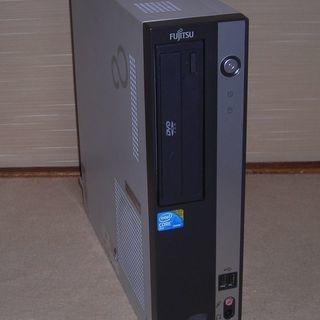 富士通デスクトップ D550/BX (E7500/3G/160G)