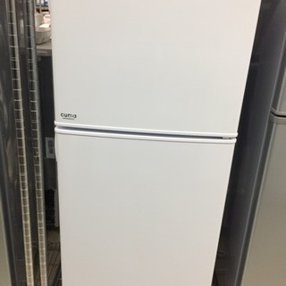 人気‼︎アマダナモデル cuma 120L冷蔵庫 2014年製 ...