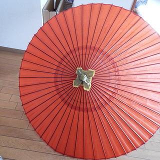 ★★和傘 羽二重 絹張 蛇の目傘★★