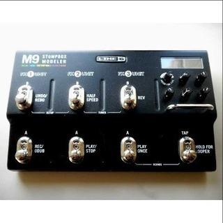 LINE6 M9 Stompbox Modeler ギター用 マル...