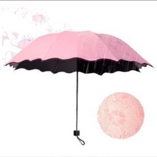 新品 晴雨兼用傘 折りたたみ傘