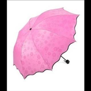 新品 晴雨兼用傘 折りたたみ傘 - 小平市