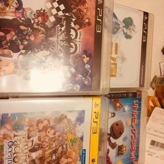 PS3ゲーム4種
