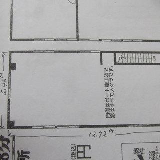 貸倉庫、事務所、店舗 横浜鶴見約21坪