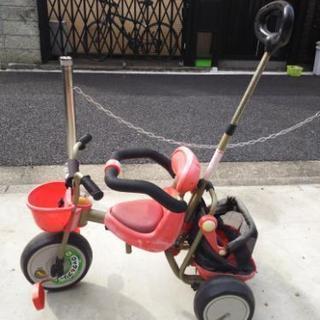 アイデス 三輪車
