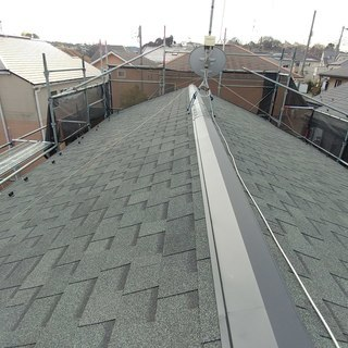 屋根葺き替え 瓦補修 無料屋根点検(ドローン)の相談お待ちしております。