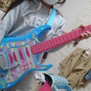 【値下げ】アイカツガーリーロック ギター