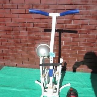 【値下げ】3674 La-VIE トレーニングマシン 腹筋ローラーセットの画像