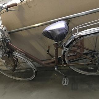 中古自転車ジャンク品鍵なし部品取りにどうぞ!