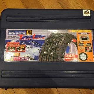 スノートロッター3 ST8 タイヤチェーン 非金属
