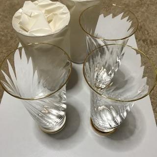 透明グラスセット
