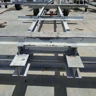 35~45ft迄加工可能船台トレーラー 引取り修理できる方へ
